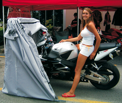 Bike Barn Motorcycle Cover