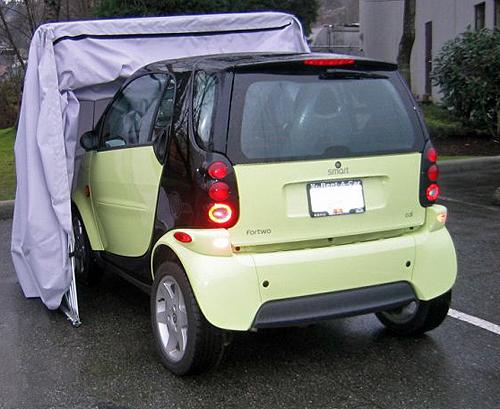 Smart Car Cover Alternate