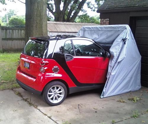 Smart Car Car Cover Smart Car Storage Smart Car Cover
