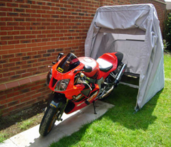 Bike Barn sportbike cover