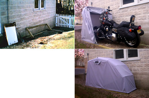 Bike Barn motorcycle cover for my Harley